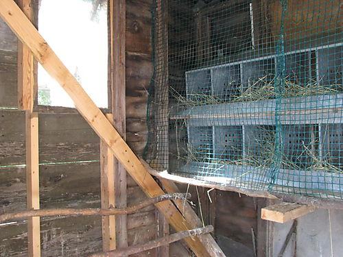 Net nesting guard