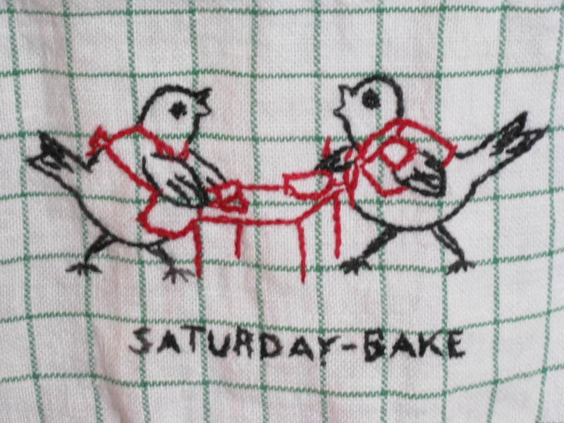 Saturdaybake